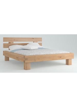 Dubová postel Caragana 03