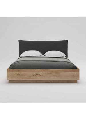 Dubová postel zvedací Morus 02