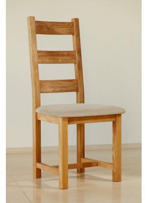 Dubová židle 04 Čalounění
