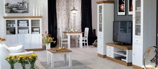 Pěkné zařízení interiéru buduje atmosféru domu